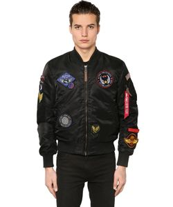Alpha Industries | Ma-1 Vf Slim Bomber Jacket W Patches