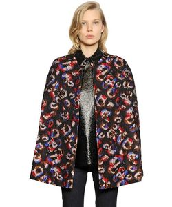 Caterina Gatta | Techno Jacquard Cape