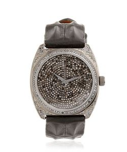 Christian Koban | Dom Black Diamond Gunmetal Watch