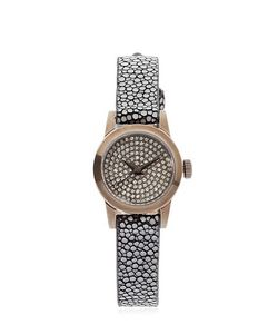 Christian Koban | Cute White Diamonds Stingray Watch