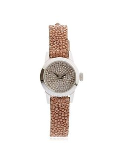 Christian Koban | Cute Brown Diamonds Stingray Watch