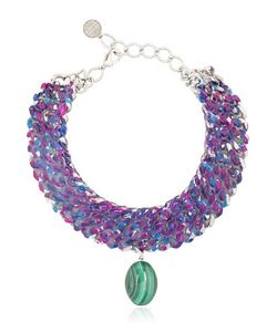 Gemma Redux | Color Bleed Necklace