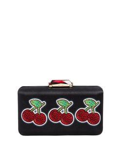 Kotur | Cherry Jackpot Printed Satin Clutch