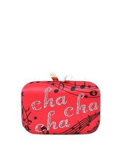 Kotur | Cha Cha Cha Printed Satin Clutch