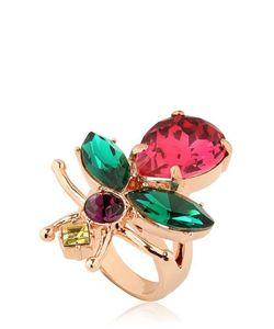 Mawi | Love Bug Crystal Ring