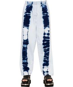 Mm6 Maison Margiela   Tie Dye Printed Cotton Jeans