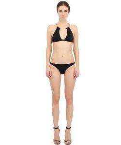 Moeva | Lycra Bikini With Choker