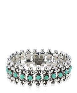 Philippe Audibert | Han Turquoise Stretch Bracelet