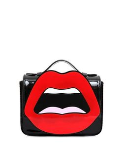 Yazbukey | Cest Ahh... Patent Leather Shoulder Bag