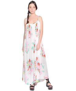 Yvonne S | Floral Print Light Cotton Dress