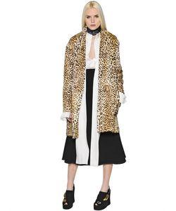 Ellery | Leopard Printed Goat Fur