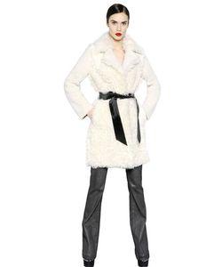 Blancha   Shearling Fur Coat