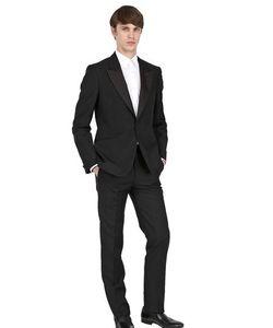 Alexander McQueen | Cool Wool Tuxedo Suit