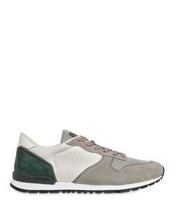 Tod's | Mesh Suede Running Sneakers