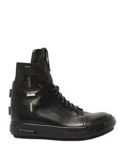 Artselab   Staples Leather High Top Sneakers