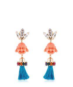 Anton Heunis | Pandoras Box Happy Buddha Earrings