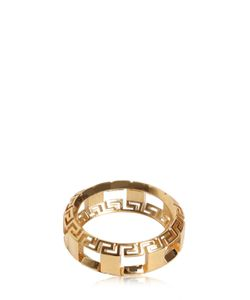 Versace | Greek Motif Cutout Ring