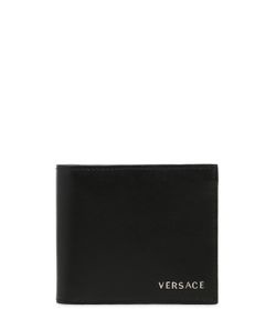Versace | Palmellato Leather Classic Wallet