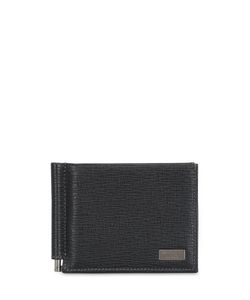 Salvatore Ferragamo | Revival Leather Money Clip Wallet
