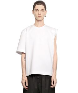 Xander Zhou | Neoprene One Sleeve T-Shirt