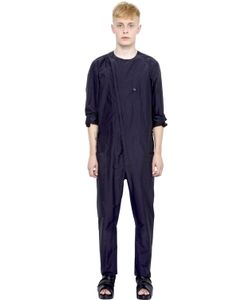Alexandre Plokhov | Cotton Silk Jumpsuit