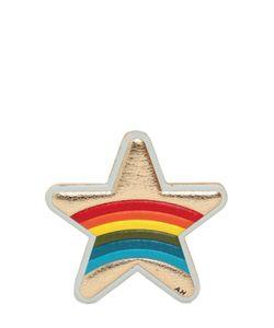Anya Hindmarch | Mini Star Leather Sticker