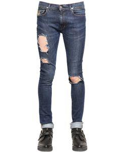 April77 | 16cm Joey Mick Destroyed Denim Jeans