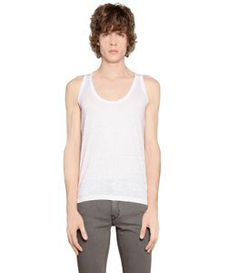 April77 | Tess Linen Jersey Tank Top