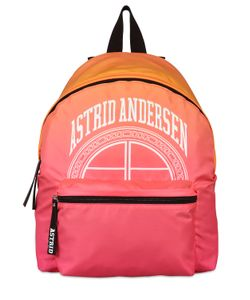 Astrid Andersen | Logo Print Nylon Backpack