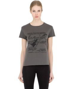 Blk Dnm | T Shirt 75 In Cotton Jersey
