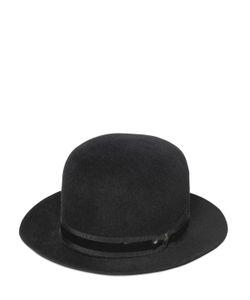 Borsalino | Velour Fur Felt Boss Of The Plains Hat
