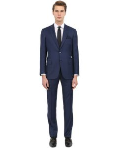 Brioni | Micro Textured Super 150s Wool Suit
