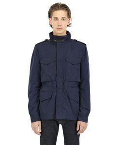 Burberry Brit | Techno Canvas Field Jacket