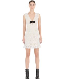 Burberry Prorsum | Macramé Lace Dress