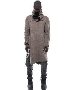 Demobaza | Holy Bear Fluffy Wool Knit Sweater