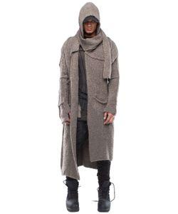Demobaza | Holy Bear Wool Knit Cardigan
