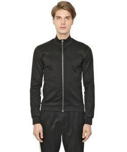 Dolce & Gabbana | Zip Up Double Cotton Sweatshirt
