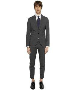 Dsquared2 | Tokyo Stretch Wool Gabardine Suit