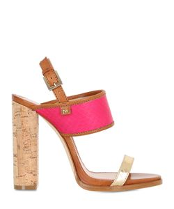 DSquared²   110mm Ayers Leather Sandals