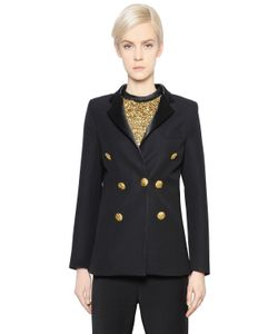 Ellery | Double Breasted Wool Suiting Jacket