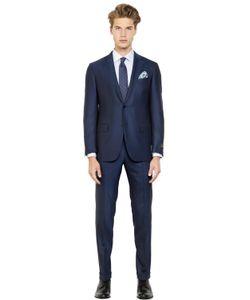 Ermenegildo Zegna | Milano Easy Wool Herringbone Suit