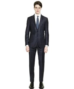 Ermenegildo Zegna | Milano Easy Checked Wool Suit