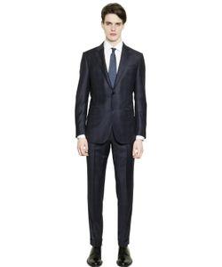 Ermenegildo Zegna | Milano Easy Checked Wool Suit