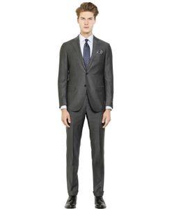 Ermenegildo Zegna | Milano Easy Wool Blend Fil-A-Fil Suit