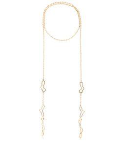 Eshvi | Lava Chain Necklace
