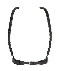 Fleet Ilya | Woven Leather Harness