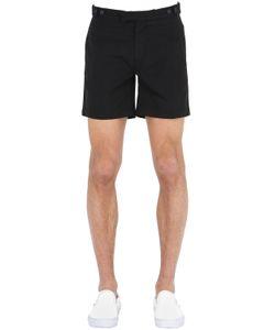 Frescobol Carioca | Tailored Cotton Swimming Shorts