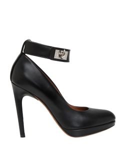 Givenchy | 110mm Shark Lock Leather Pumps