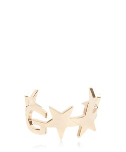 Givenchy | New Logo Star Brass Cuff Bracelet