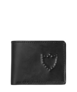 Htc Hollywood Trading Company | Skyler Covered Studs Leather Wallet